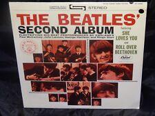 The Beatles Second Album SEALED USA 1971 RIAA 12 PROMO LP W/ NO BARCODE