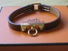 Rivale Bracelet Small Nib Hermes Cuir Micro