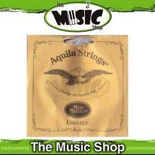 New Set of Aquila Nylgut Baritone Ukulele Strings DGBE Tuning - AQ21U - Low D