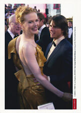 Nicole Kidman Tom Cruise 72nd Academy Awards Los Angeles Original Vintage 2000