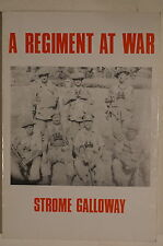 WW2 Canadian A Regiment At War 55 Axis 1939-1945 Reference Book