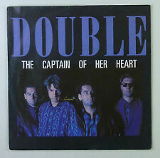 "7"" single-Double-The Captain OF HER HEART-s879-Slavati & cleaned"
