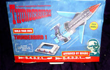 Thunderbirds THUNDERBIRD 1 Build Your Own Model 21 Piece Model  1/175 Scale