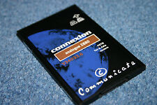 Communicate connexion analogue 2880  V34@33.6 PSTN fax&data modem PC card PCMCIA