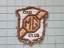 MG Car Club Patch (#4724) * Vintage
