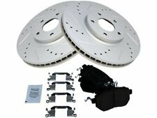 For 2005-2007, 2009-2012 Nissan Murano Brake Pad and Rotor Kit Front 82295FC