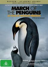 March Of The Penguins (DVD, 2006)