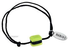 Haribo Damen Mädchen Kinder Gumiibärchen Armband Leder 360366500