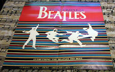 BEATLES Compleat PROMO October 1, 1981 Campaign POSTER