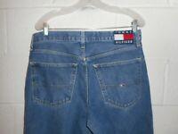"""Vintage 90s Tommy Hilfiger Flag Jeans 36""""x33"""""""