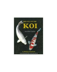 Cult of the Koi by Tamadachi, Michugo De Hardback Book The Cheap Fast Free Post