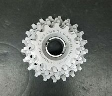 Vintage Campagnolo  freewheel 6 speeds Alloy  13/ 21