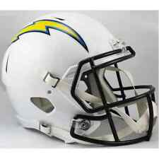 LOS ANGELES CHARGERS NFL Riddell SPEED Full Size Replica Football Helmet