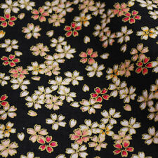 """Crafts Floral 100% Cotton 45"""" Fabric"""