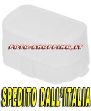 DIFFUSORE ESTERNO SOFTBOX DIFFUSER COMPATIBILE PER CANON FLASH SPEEDLITE 600EX