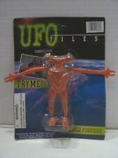UFO Files Bendable Figures COMPLETE SET 6