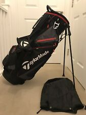 Taylormade Stand Bag. Excellent Condition + Original Rain Hood.