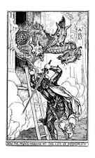 Andrew lang crimson fairy book 175 image 0001 A4 imprimé photo