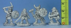 Miniatures Workshop - Duergar Set 1 - Fantasy Dwarf - Pre Slotta