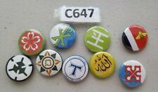 "Corvus Belli Infinity Assorted Small Pins 1"""