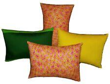 Beautiful Handmade Daisy Accent - Throw Pillows - Set of 4