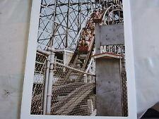 1964 Coney Island Brooklyn Roller Coaster Cyclone New York City NYC Photo
