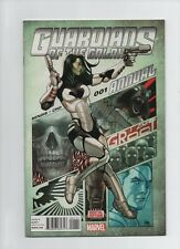 Guardians Of The Galaxy Annual #1 - Gamora Cover - (Grade 9.2) 2015