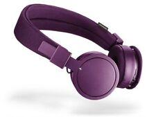 Écouteurs arceau pliable violet