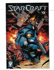 StarCraft #0 Comic 2010 Wildstorm Productions Blizzard Entertainment!