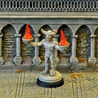 Otherworld Minis D&D Miniature -  PLAYERS HANDBOOK DEMON IDOL STATUE II  (NEW!!)