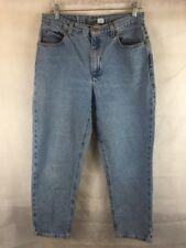 """Liz Claiborne Lizwear Original Classic Fit Blue Jeans  Size 12P Short Inseam 26"""""""