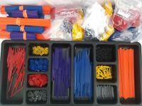 Bulk K'nex Micro Pieces - Pick Your Parts - Rods Connectors - VOLUME DISCOUNTS