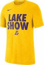 Mens Nike Los Angeles Lakers Shirt NBA Basketball Lake Show AQ6586 James Davis
