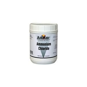 AniMed Ammonium Chloride Powder 2.5 lb | For Cattle Sheep and Goats