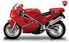 DUCATI 1/24 Diecast Model Ducati 851 1988