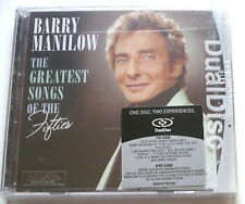 BARRY MANILOW - The greatest songs of the fifties - Dual Disc CD > NEW!