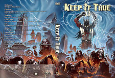 KEEP IT TRUE XI - DVD 2009 KIT German True Metal Festival Nov. 2008