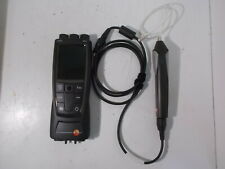 New listing Testo 0560 0480 Model 480 Hvac Meter w/ 0635 888 Model 620 Probe