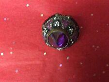 Vintage Ladies Statement Amethyst Ring