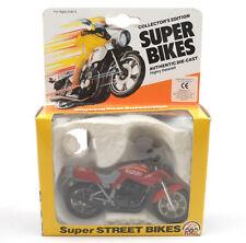 Zee Toys (China) Collector's Edition Super Bikes Suzuki Katana M405 1980s