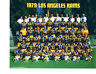 1979 LOS ANGELES RAMS 8X10 TEAM PHOTO YOUNGBLOOD DRYER CALIFORNIA FOOTBALL NFL