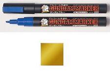 Gundam Marker Gm04 Metallic Gold Gunpla GSI CREOS