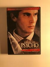 American Psycho (Dvd, 2005, Uncut) Christian Bale Reese Witherspoon Jared Leto