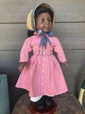 "VINTAGE ADDY WALKER-AFRICAN AMERICAN GIRL 18"" BLACK DOLL- Displayed Only 1993"