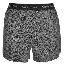 Calvin Klein Loose Boxers Singlepack Underwear for Men