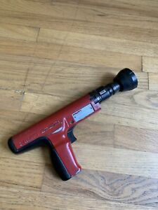 Hilti DX 350 Powder Actuated Fastening Tool Cleaned And Maintained!
