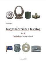KuK Kappenabzeichen Katalog