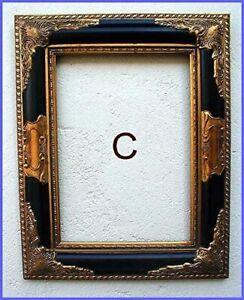 Gemälde Bild Barock Holz Gold Stuck Bilderrahmen Bilder Rahmen C