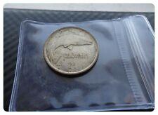 Ireland FLORIN 1928 Eire One FLORIN 1928 Irish silver coin Independent State