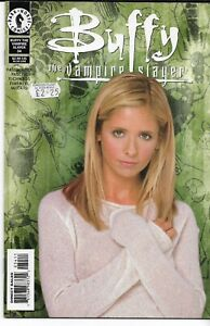 BUFFY THE VAMPIRE SLAYER (1998) #34 - Photo Cover - Label On Cover Back Issue